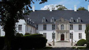 Historisk rundvisning på Schackenborg Slot