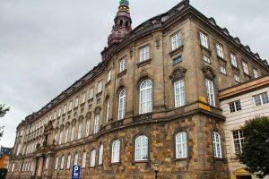 Slotsholmen og Christiansborg med Hamlet Tours